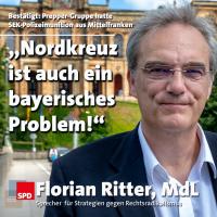 Ritter: Nordkreuz ist auch ein bayerisches Problem