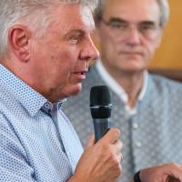 Dieter Reiter und Florian Ritter