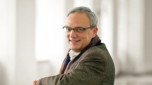 Porträtfoto Florian Ritter