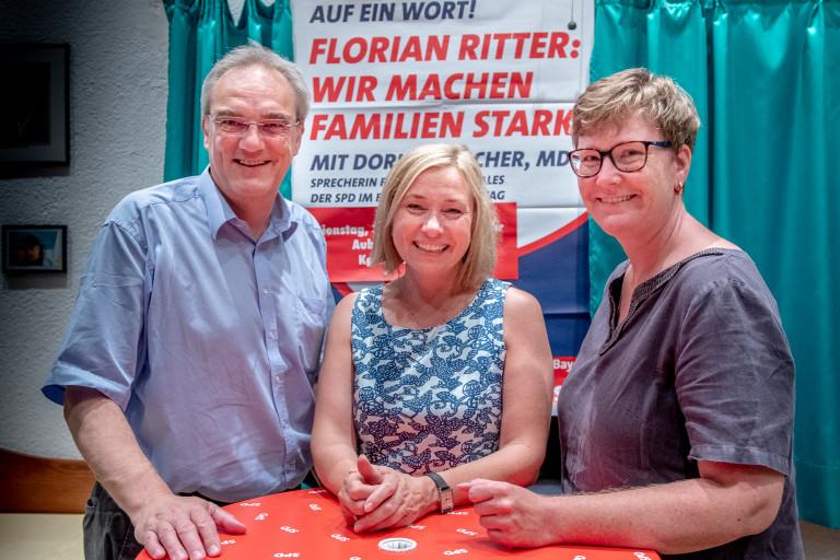 Florian Ritter - Doris Rauscher - Katja Weitzel